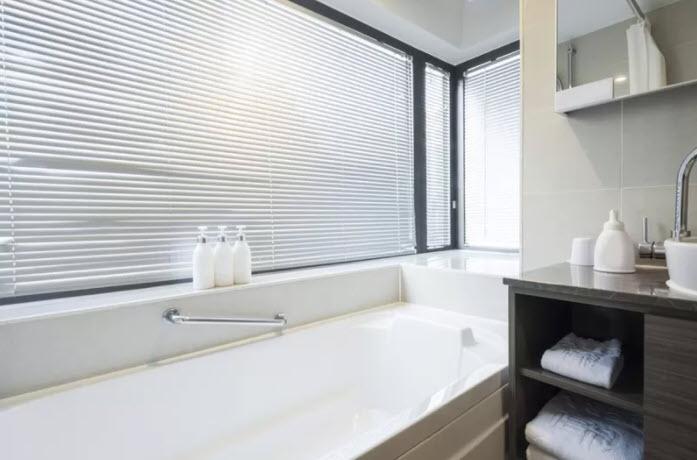 The Best In Bathroom Blinds Carpet Call, Best Blinds For Bathroom